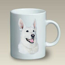 11 oz. Ceramic Mug (LP) - White German Shepherd 46195
