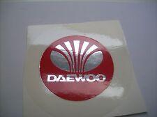 1 WEEK SALE Daewoo Tax Disc Holder
