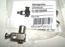 1x HANSGROHE TOTO KOHLER POP-UP WASTE LINK ROD LINKAGE JOINER SINK BRACKET BRASS