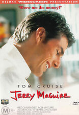 Jerry Maguire (DVD, 2006) region 4 (Tom Cruise)