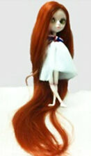 PULLIP & TANGKOU Extra Long Brown WIG (MELENA PELUCA CUSTOM). BRAND NEW!