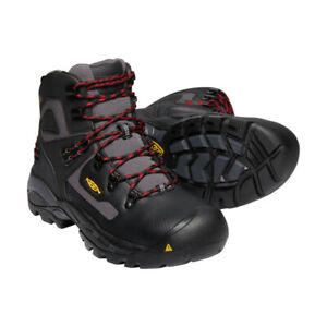 """40% OFF--Keen Utility St Paul 6"""" Waterproof Carbon Toe Safety Boots 1021351"""