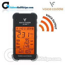 Voice Caddie Swing Caddie Portable Launch Monitor SC200+ ** PLUS EDITION ** Grey