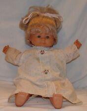 My Baby Karsuji Munecas BB Spain Voice Box Talking Fairy Tale Vtg Doll  Toy