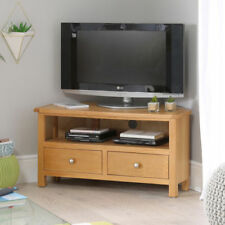 Oak Entertainment Cabinets for Less than 24""