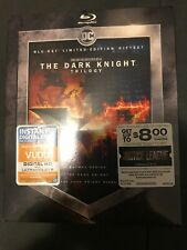 The Dark Knight Trilogy. Rush Hour Trilogy. Kong Skull Island. Hobbit SE