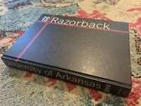 University of Arkansas Fayetteville 2010 Razorback Yearbook Annual Volume 113