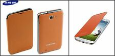 Original Samsung Galaxy Note N7000 Orange Flip Cover EFC -1 ecoecstd-BRANDNEU
