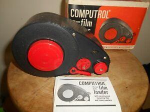 Darkroom Equipment...COMPUTROL 35mm BULK FILM WINDER