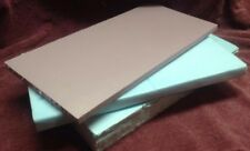 Lot Blue Foam Board Styrofoam-3 Different Thicknesses-Modeling, RR & Dioramas