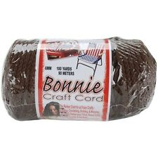 Pepperell Bonnie Macrame Craft Cord 6mm 100 Yards - 257521