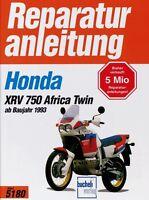 HONDA XRV 750 Africa Twin Reparaturanleitung Reparatur/Handbuch Reparaturbuch