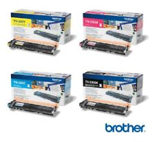 4 Original Toner Brother hl-3040cn hl-3070cn mfc-9120cn mfc-9320cw/tn-230 Set