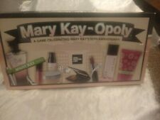RARE 2013 MARY KAY OPOLY 50TH ANNIVERSARY BOARD GAME