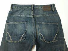 AllSaints Folk Runner Jeans Twisted Denim Drop Crotch Inspector W32 L32 RRP£130