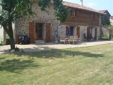 French Farmhouse Property with Barns, Lake, Land and Woodland