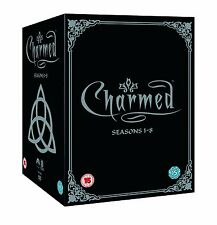 CHARMED COMPLETE SERIES SEASONS 1 2 3 4 5 6 7 8 DVD BOXSET REGION 4
