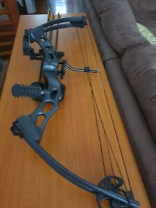 Compound bow - right handed