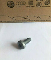 VOLKSWAGEN CADDY 2004+ ONWARD - REAR DOOR CHECK STRAP BOLT x 1 - NEW GENUINE VW