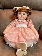 Marie Osmond Baby Abby Mother O. Collection #439/500 w/box & certificate
