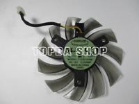 1pc Gigabyte T128010SM Graphics card fan 12V 0.2A 3pin #C1