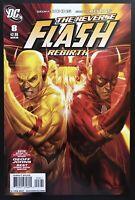 Flash #8 2011 Variant Artgerm DC Comic Book Reverse Flash