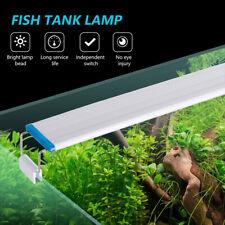 Extendable Led Aquarium Lights Lighting Plant Fish Tank Marine Lamp Ac 90-260V