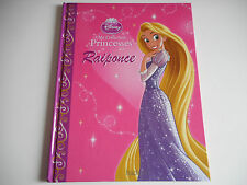 LIVRE - MA COLLECTION PRINCESSES / RAIPONCE - DISNEY