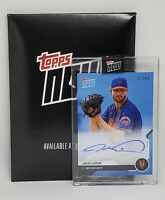 2020 Topps NOW Road to Opening Day RTOD AUTO CARD 27/49 NY Mets JACOB DEGROM