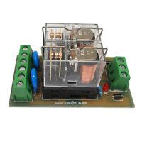 2 Way Relay Control Module DC 24V Anti-surge NPN/PNP Relay Module Board