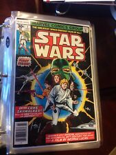 Star Wars Comics #1- #107 Lot (1977 to 1986 , Marvel) #3 Annual & 35 cent copies