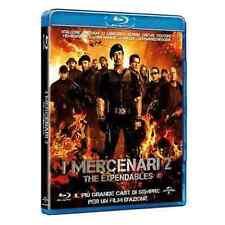 Blu Ray I MERCENARI 2 *** Bruce Willis Arnold Schwarzenegger,Stallone***..NUOVO