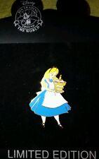 DisneyShopping.com Alice in Wonderland Sweet Treat Unbirthday Cake Pin
