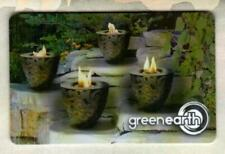 GREEN EARTH Fire Pots 2011 Gift Card ( $0 )