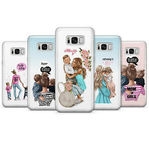 MOM MOTHER MAMA MUM OF GIRLS BOYS PHONE CASES & COVERS FOR SAMSUNG S8 S9 S10