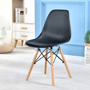 Ergonomics Barstools Home Kitchen Pub Bar Stools With Footrest High Wooden Chair