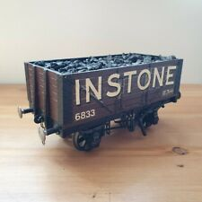 Model Railway - Wooden Coal Wagon - Gauge 1