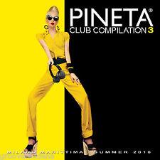Pineta Club Compilation Vol 3 MILANO MARITTIMA - 2 Cd 38 tracks House Edm 2016