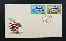 THAILAND  1967   FDC