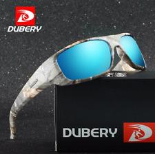 DUBERY Men's Sport Polarized Sunglasses Outdoor Driving Helm Glasses Cool Gift