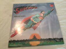 VINTAGE 1973 Coca Cola SUPERMAN Vinyl Record Album DC Comics