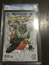 TALON # 0 / The new 52! / CGC Universal 9.8 / November 2012