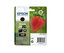 Epson Strawberry 29xl (11.3 Ml) Claria Home Black Ink Cartridge for Expression H