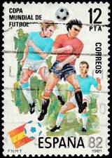 Scott # 2234 - 1981 - ' Soccer Players '