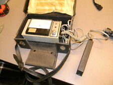BYK Mallinckrodt Gloss Meter with 95% and 53% Plaques (Ancient!)