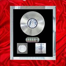 NIGHTWISH ONCE   MULTI (GOLD) CD PLATINUM DISC FREE SHIPPING TO U.K.