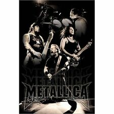 Metallica Poster Music Wall Art Band Rock Group Decor Home Maxi 61 x 91.5cm 494