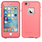 Genuine NEW 2016 Lifeproof iPhone 6S Fre Frē waterproof cover case Sunset Pink