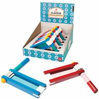 CLASSIC CLACKER - Wooden Musical Noise Kids Educational Fun Team Toy **NEW**