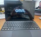 """Onn 2 In 1 Tablet W/keyboard 1.1ghz Intel, 4gb, 64gb 11.6"""" Windows10 # 100005693"""